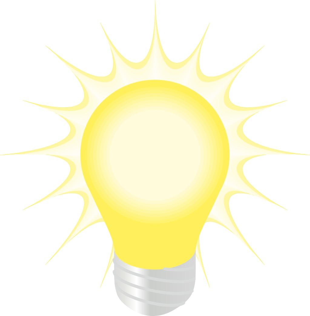 Ampoule Dessin Éclairage public solaire à carabane. source : http://data.abuledu