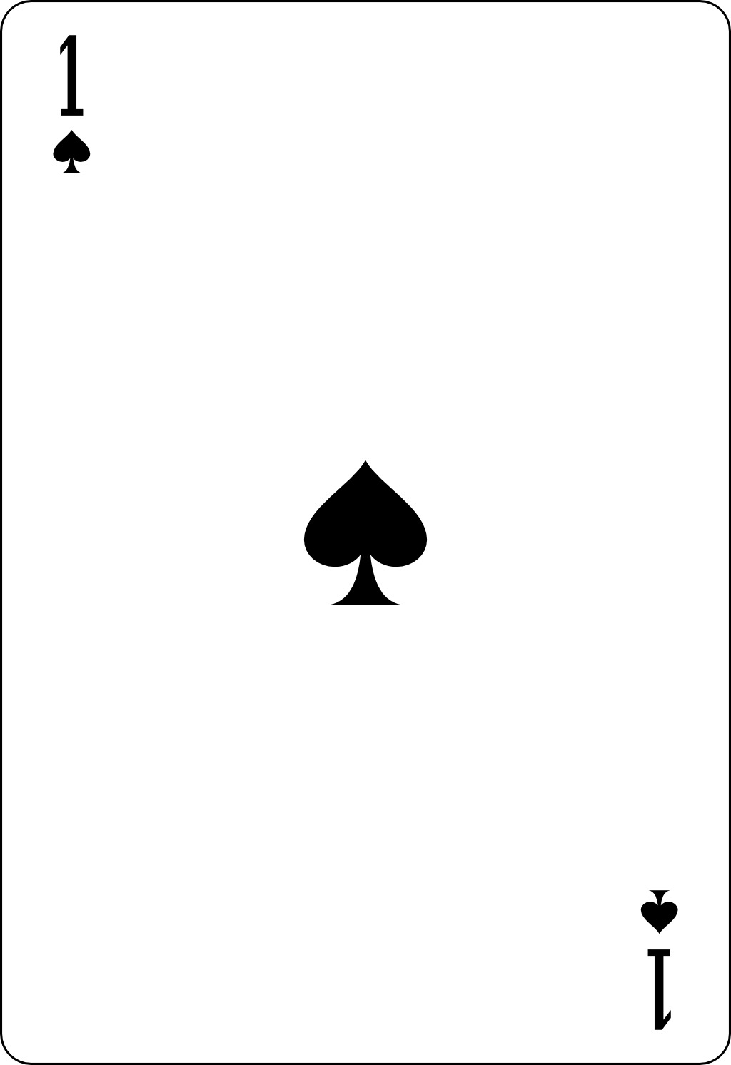 carte as de pique Les quatre enseignes du jeu de cartes. Source : http://data. Salle de