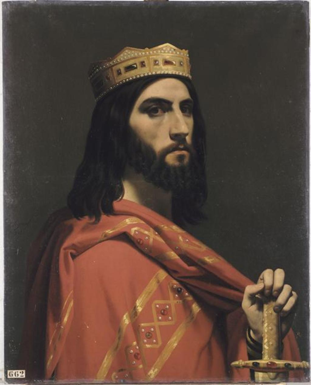 poète wisigoth charlemagne