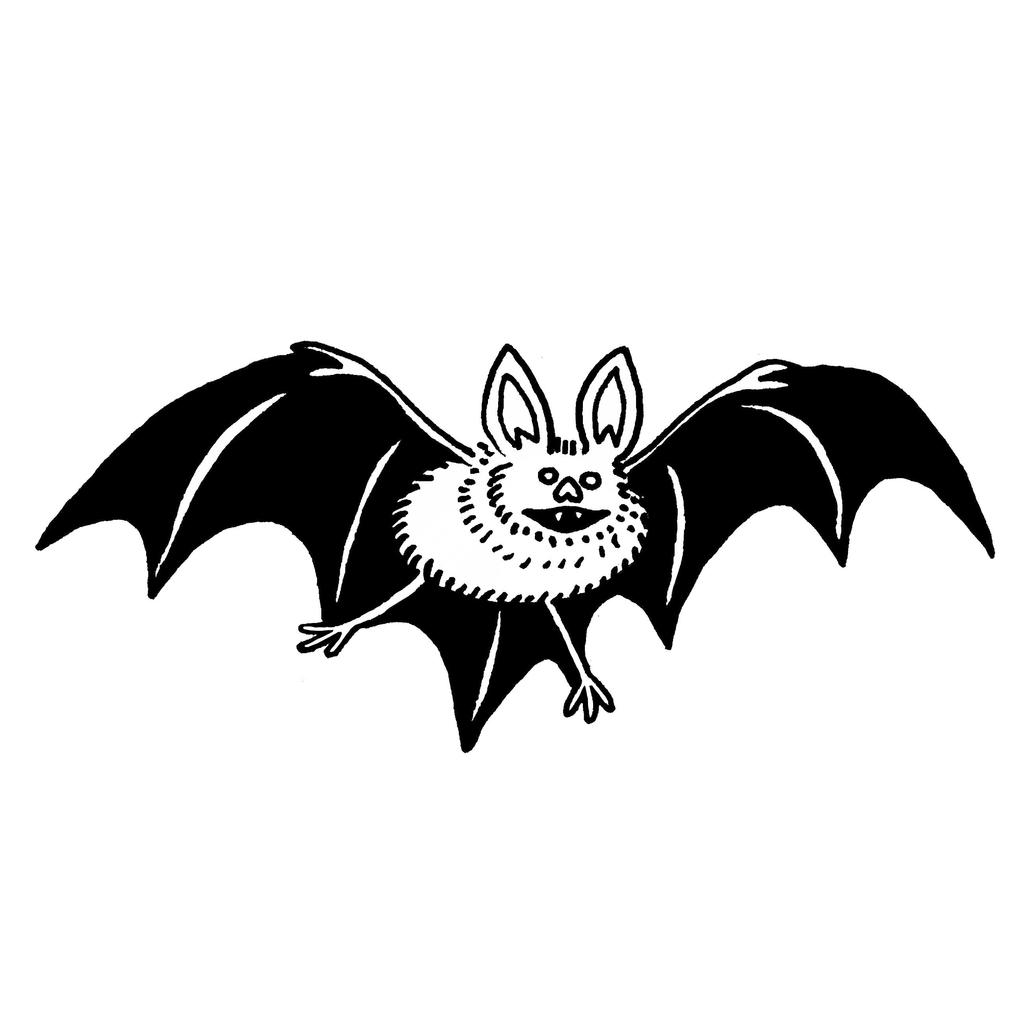 Ressources ducatives libres les - Dessin halloween chauve souris ...