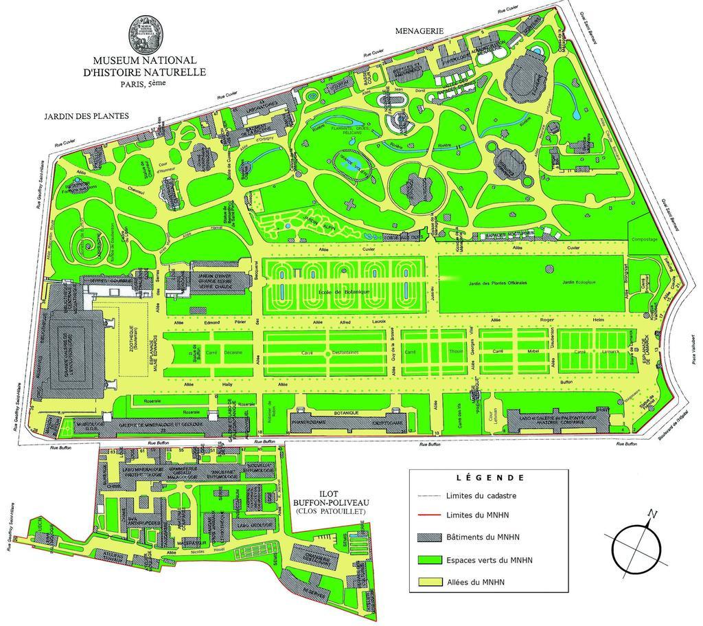 Ressources ducatives libres les for Animaux jardin des plantes