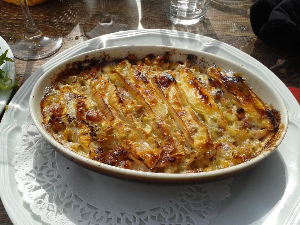 Image De Plat De Cuisine au music-hall (au restaurant). source : http://data courgettes