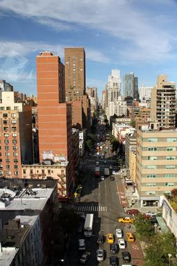 1st Avenue - Manhattan. Source : http://data.abuledu.org/URI/501e234f-1st-avenue-manhattan