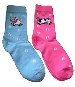 2 paires de soquettes fantaisie. Source : http://data.abuledu.org/URI/50fdcc98-2-paires-de-soquettes-fantaisie