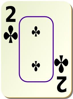 2 de trèfle noir. Source : http://data.abuledu.org/URI/50a3d889-7-de-trefle