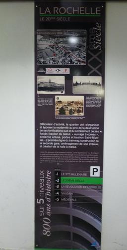800 ans d'histoire de La Rochelle. Source : http://data.abuledu.org/URI/5821bd6f-800-ans-d-histoire-de-la-rochelle