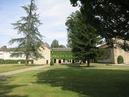 Abbaye cistercienne d'Escaladieu. Source : http://data.abuledu.org/URI/57013bf1-abbaye-cistercienne-d-escaladieu