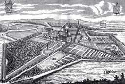 Abbaye de Royaumont. Source : http://data.abuledu.org/URI/50578b56-abbaye-de-royaumont