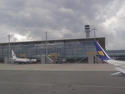 Aéroport d'Oslo. Source : http://data.abuledu.org/URI/5373bd6d-aeroport-d-oslo
