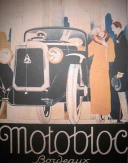 Affiche publicitaire pour les véhicules Motobloc. Source : http://data.abuledu.org/URI/594f0daf-affiche-publicitaire-pour-les-vehicules-motobloc