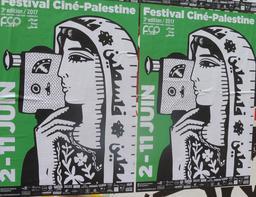 Affiches de festival de cinéma. Source : http://data.abuledu.org/URI/592f71f1-affiches-de-festival-de-cinema