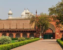 Agra en Inde. Source : http://data.abuledu.org/URI/58cec46f-agra-en-inde
