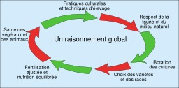 Agriculture raisonnée. Source : http://data.abuledu.org/URI/50705800-agriculture-raisonnee