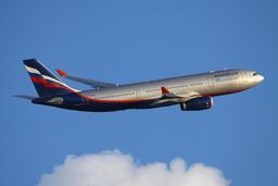 Airbus de la compagnie Aeroflot. Source : http://data.abuledu.org/URI/52cf3534-airbus-de-la-compagnie-aeroflot