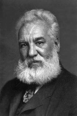 Alexander Graham Bell. Source : http://data.abuledu.org/URI/5370eae0-alexander-graham-bell