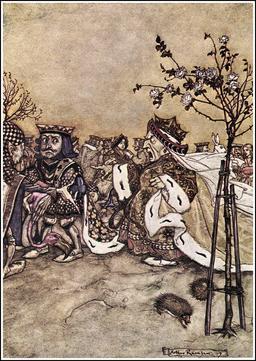 Alice et la reine de coeur. Source : http://data.abuledu.org/URI/532d9a04-alice-et-la-reine-de-coeur