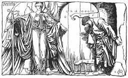 Allégorie de la justice. Source : http://data.abuledu.org/URI/5212156d-allegorie-de-la-justice