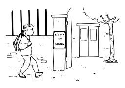 Aller à l'école. Source : http://data.abuledu.org/URI/5024e6cb-aller-a-l-ecole