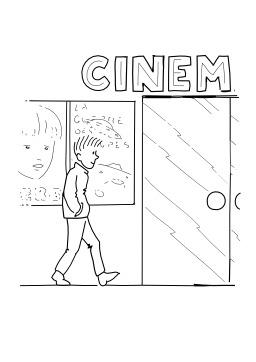 Aller au cinéma. Source : http://data.abuledu.org/URI/5024e6e3-aller-au-cinema