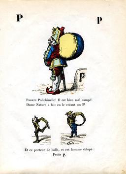 Alphabet enchanté, la lettre P. Source : http://data.abuledu.org/URI/531445f1-alphabet-enchante-la-lettre-p