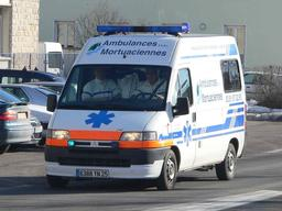 Ambulance. Source : http://data.abuledu.org/URI/51af455c-ambulance