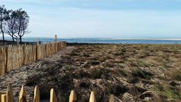 Aménagement de la dune de protection sur le littoral. Source : http://data.abuledu.org/URI/567ee0d8-amenagement-de-la-dune-de-protection-sur-le-littoral