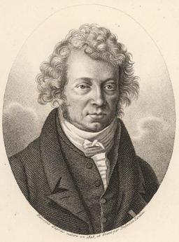 Portrait d'Ampère. Source : http://data.abuledu.org/URI/518e1286-ampere-andre-1825-jpg