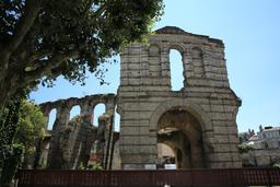 Amphithéâtre de Burdigala. Source : http://data.abuledu.org/URI/55af44fc-amphitheatre-de-burdigala