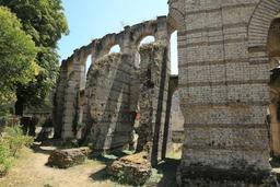 Amphithéâtre de Burdigala. Source : http://data.abuledu.org/URI/55af5c39-amphitheatre-de-burdigala