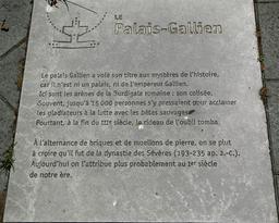 Amphithéâtre de Burdigala. Source : http://data.abuledu.org/URI/55af5de8-amphitheatre-de-burdigala