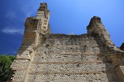 Amphithéâtre de Burdigala. Source : http://data.abuledu.org/URI/55af61d7-amphitheatre-de-burdigala