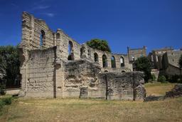 Amphithéâtre de Burdigala. Source : http://data.abuledu.org/URI/55af6246-amphitheatre-de-burdigala