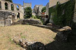Amphithéâtre de Burdigala. Source : http://data.abuledu.org/URI/55af6353-amphitheatre-de-burdigala