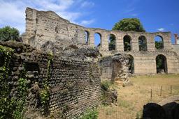 Amphithéâtre de Burdigala. Source : http://data.abuledu.org/URI/55af64bf-amphitheatre-de-burdigala
