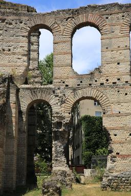 Amphithéâtre de Burdigala. Source : http://data.abuledu.org/URI/55af6ebb-amphitheatre-de-burdigala