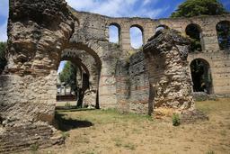 Amphithéâtre de Burdigala. Source : http://data.abuledu.org/URI/55af6f24-amphitheatre-de-burdigala