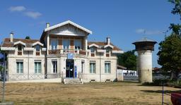 Ancien chalet à Talence. Source : http://data.abuledu.org/URI/5826c198-ancien-chalet-a-talence