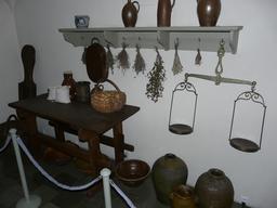 Ancienne cuisine en Pologne. Source : http://data.abuledu.org/URI/573dc365-ancienne-cuisine-en-pologne