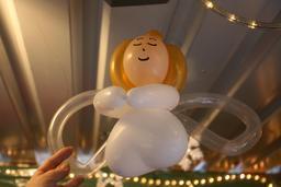 Ange de Noël en ballons. Source : http://data.abuledu.org/URI/53150102-ange-de-noel-en-ballons