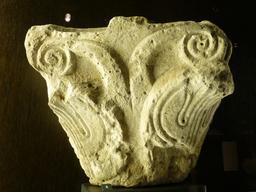 Angers, chapiteau médiéval. Source : http://data.abuledu.org/URI/562ffcb6-angers-chapiteau-medieval