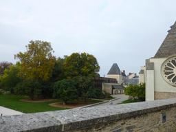 Angers, Jardin du musée des Beaux-Arts. Source : http://data.abuledu.org/URI/562fde0e-angers-jardin-du-musee-des-beaux-arts