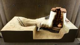 Angers, Maquette de four de potier. Source : http://data.abuledu.org/URI/562fe2df-angers-maquette-de-four-de-potier