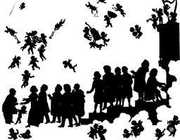 Anton Bruckner et ses admirateurs. Source : http://data.abuledu.org/URI/54bbafa4-anton-bruckner-et-ses-admirateurs