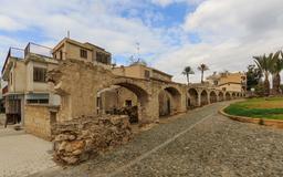 Aqueduc de Nicosie. Source : http://data.abuledu.org/URI/58ce2906-aqueduc-de-nicosie