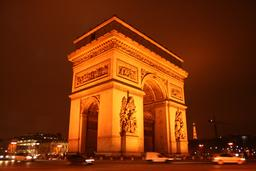 Arc de Triomphe. Source : http://data.abuledu.org/URI/5023cf04-arc-de-triomphe