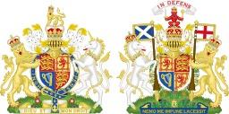 Armes royales du Royaume-Uni. Source : http://data.abuledu.org/URI/525172aa-armes-royales-du-royaume-uni