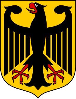 Armoiries d'Allemagne. Source : http://data.abuledu.org/URI/5378e6c6-armoiries-d-allemagne