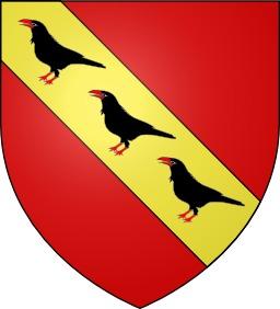 Armoiries de la famille de Marco Polo. Source : http://data.abuledu.org/URI/53b40b18-armoiries-de-la-famille-de-marco-polo
