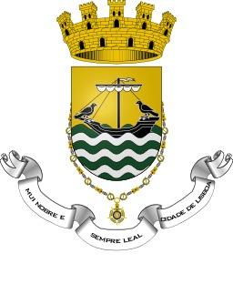 Armoiries de Lisbonne. Source : http://data.abuledu.org/URI/50f21185-armoiries-de-lisbonne