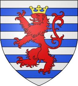 Armoiries de Luxembourg. Source : http://data.abuledu.org/URI/50f21464-armoiries-de-luxembourg